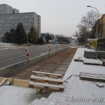 Modernizácia vybraných autobusových zastávok MHD